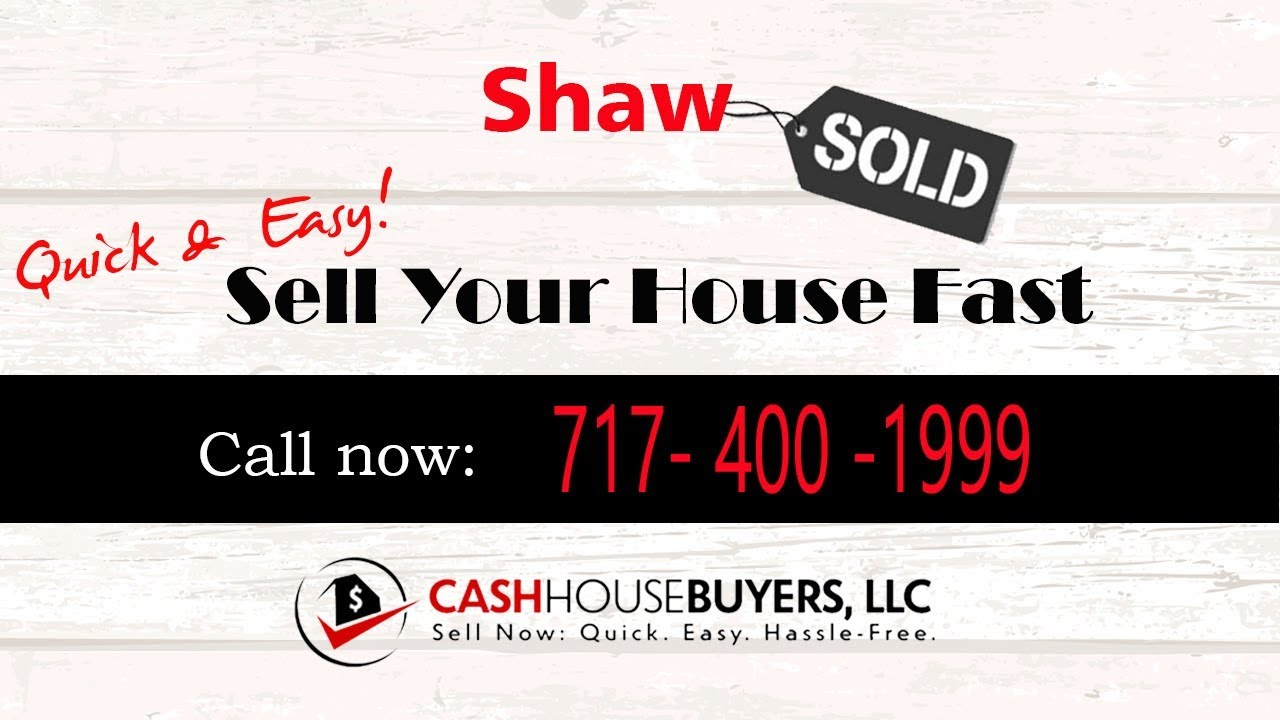 HOW IT WORKS We Buy Houses Shaw Washington DC   CALL 717 400 1999   Sell Your House Fast