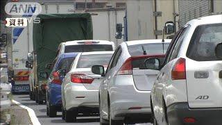 自賠責保険を値下げへ 自動ブレーキ普及で事故減少(20/01/22)