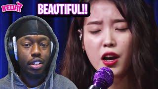 (아이유) IU sings UNRELEASED SONG for her 12th Debut Anniversar…