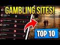 Top 5 Rust Skin Gambling Sites!