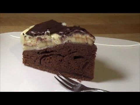 Thermomix Tm 31 Schoko Bananen Kuchen Thermilicious Youtube