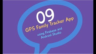 Real time Family GPS Tracker App (Firebase) in Android Studio PART 9 (Invite Code)