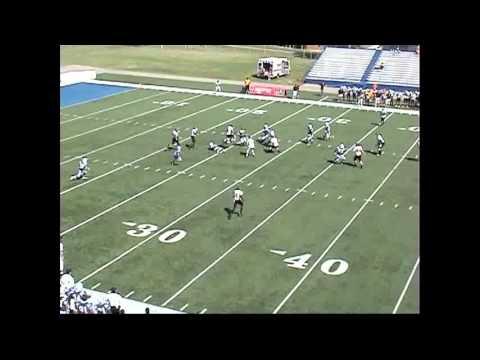 Matthew leatherwood DB Southeastern Oklahoma State Football