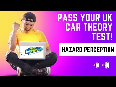 UK Driving Theory Test  2018│ PT 2 - Hazard perception test tips