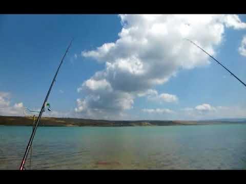 рыбалка на егорлыкском водохранилище видео
