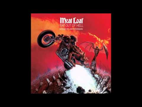 Meat Loaf - Bat Out Of Hell (Side 2) - 1977 - 33 RPM