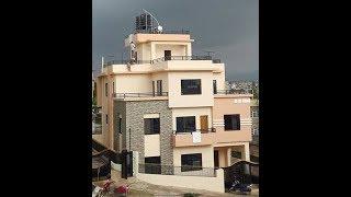 2 Houses for Sale at Kapan, Aakasedhara Chowk, Kathmandu