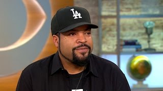 "Ice Cube on family, game show ""Hip Hop Squares"""