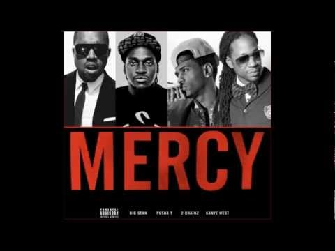 Mercy - Kanye West - Instrumental [Download Mp3 and Flp]