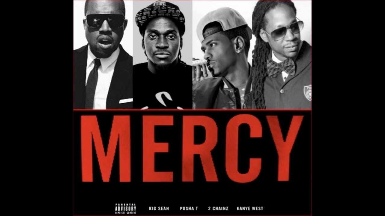 Kanye west mercy скачать бесплатно mp3