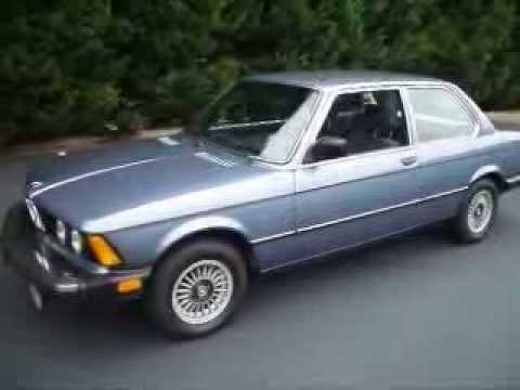 1981 Bmw 320i E21 Sport Sedan Let S Take A Walk Around