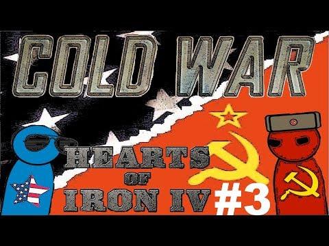 [3] Gdzie uderzy komunizm? | Cold War | Hearts of Iron IV