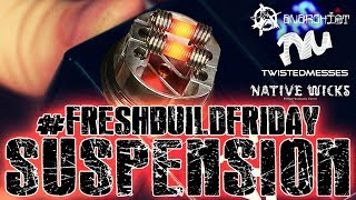 #FRESHBUILDFRIDAY - Suspension Coil