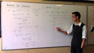How to Prove a Log Law