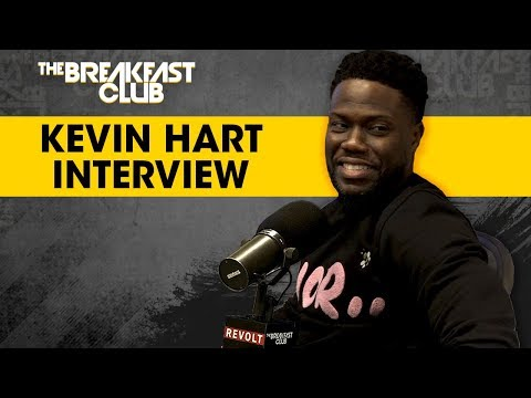 Kevin Hart Talks The Upside The Oscars Situation Always Having To Apologize + More