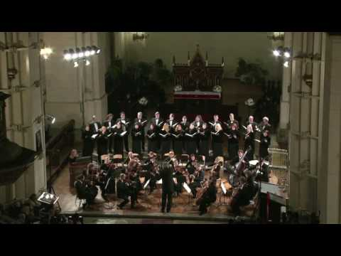 "Latvijas Radio koris / Latvian Radio Choir: Arvo Part ""Salve Regina"""