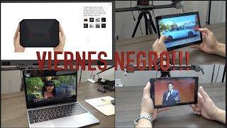 Laptops & tabletas con 20% hasta 25% DCTO BLACKFRIDAY CHUWI
