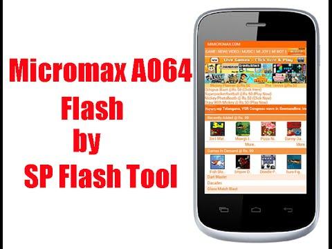 micromax a064 firmware