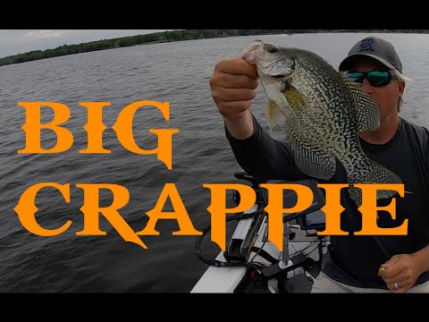 Crappie Fishing Fun - YouTube
