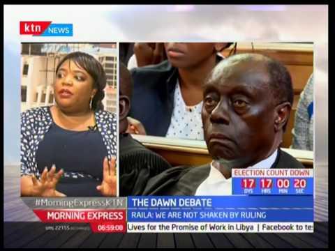 The Dawn Debate: IEBC