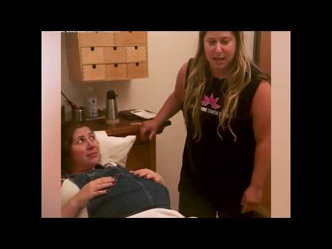Real live labour induction with moxibustion at Acupuncture Center Toronto