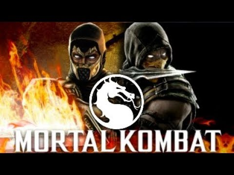 Mortal Kombat  Whats The Difference Scorpion Old Vs New