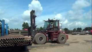 Taylor TX4-300 Articulating Forklift Truck