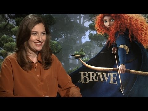 'Brave' Kelly Macdonald