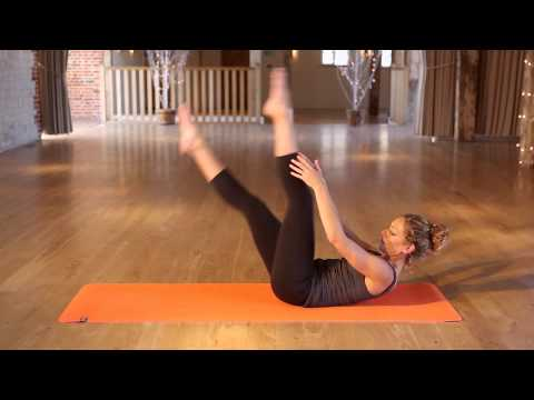 Nicky McGinty: Ballet Fitness Trailer