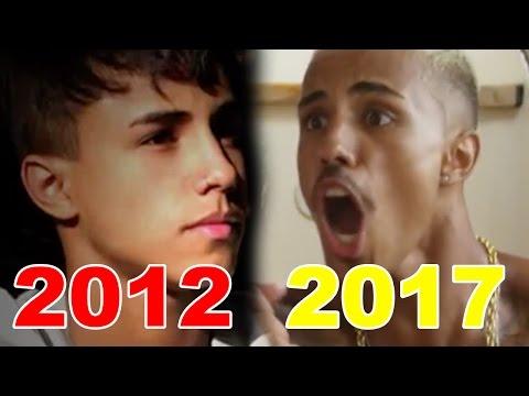 The Evolution of MC Livinho