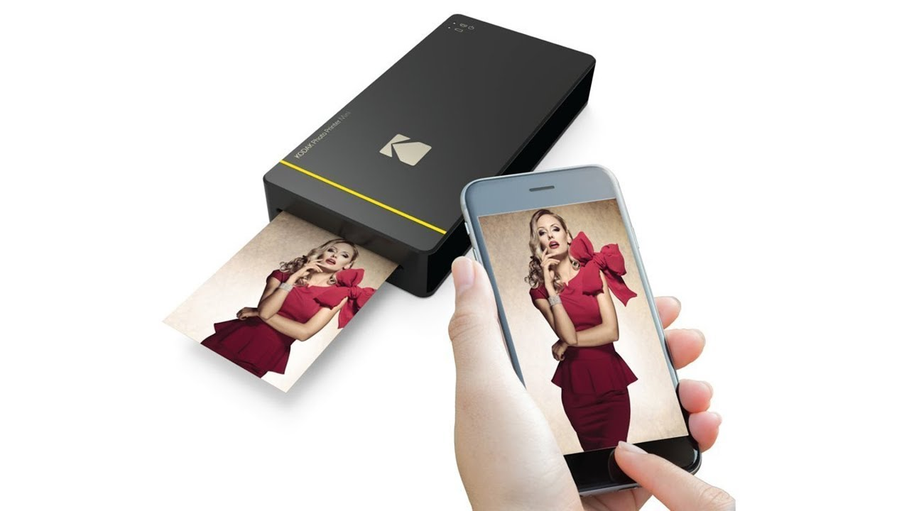 6 Smallest Portable Printers Best Mobile Pocket Ink Free Photo Printer Technology Available On Amazon