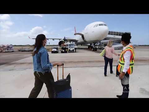 Конец карантина и открытие границ в Доминикане