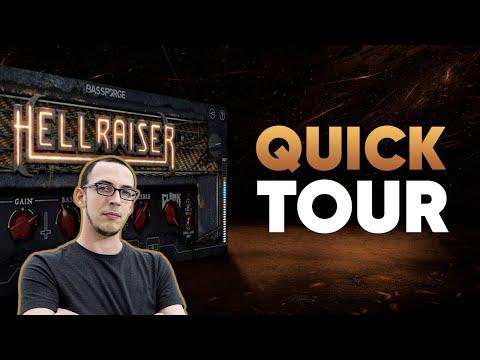 Quick Tour: Bassforge Hellraiser
