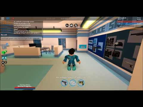 roblox jailbreak how to get keycard