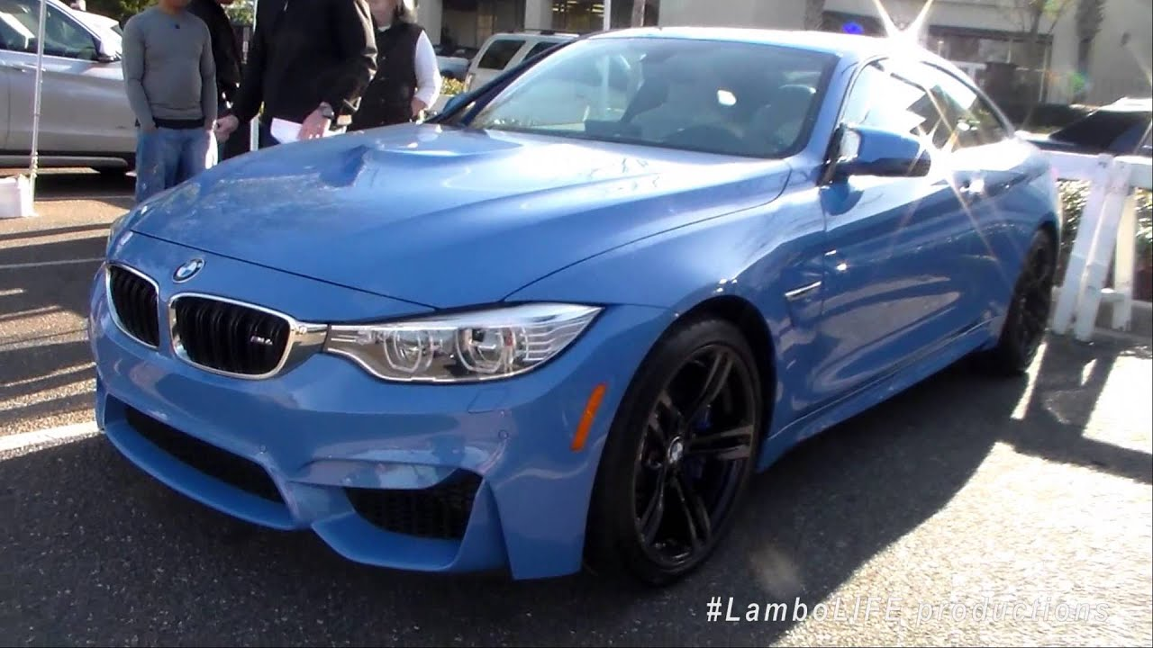 The New Bmw M4 Youtube