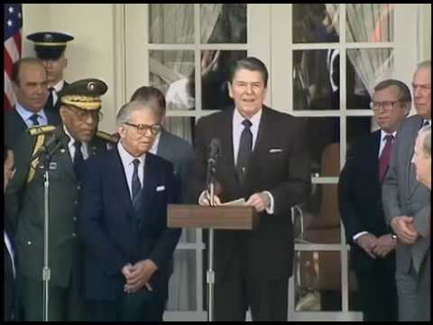 President Reagan's Departure Remarks With President Balaguer of Dominican Republic on March 25, 1988