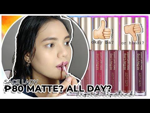 cheap-lipstick- -sace-lady- -murang-lipstick-maganda-ba?