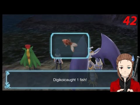 Digimon World NEXT Order English - 42 - A Traitor And A Cute Fish
