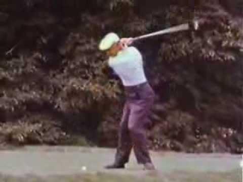 Amazing unseen footage of Moe Norman, Nick Faldo, Matt Lane and more