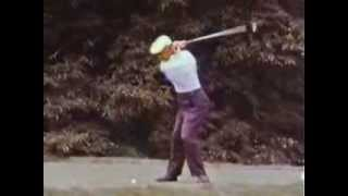 Amazing unseen footage of Moe Norman, Nick Faldo, Matt Lane and more