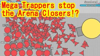 【 diep.io 】I tried to stop the Arena Cl…