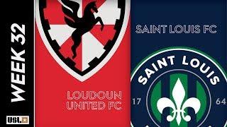 Loudoun United FC vs. Saint Louis FC: October 8, 2019