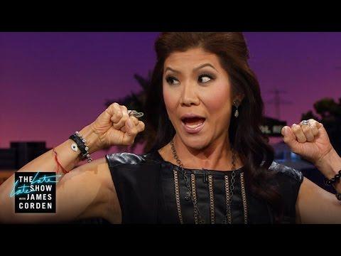 Julie Chen Can't Take Sharon Osbourne Anywhere
