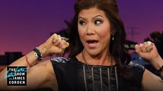Julie Chen Can't Take Sharon Osbourne Anywhere