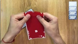 Одень iPhone в красное. Put iPhone in red.