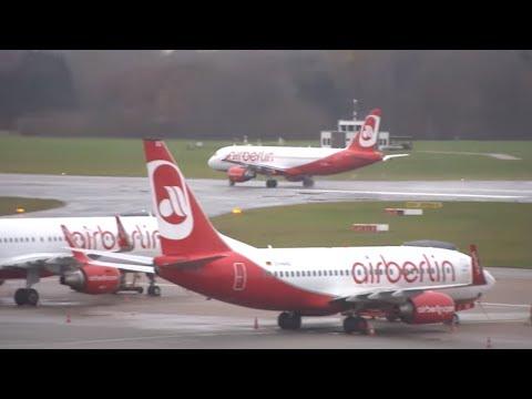 """Air Berlin hofft auf Hilfe: """"Das Geld wäre wohl in kurzer Zeit futsch"""""""