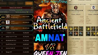 AMNAT VS QUEEN JEN CLASH OF KING THE WEST INSANE ANCIENT BATTLEFIELD WHO FINISH IN FIRST ... thumbnail