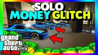 (PATCHED) GTA 5 ONLINE 2018 | 100% SOLO MONEY GLITCH | SOLO CAR DUPLICATION GLITCH