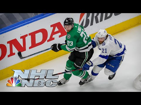 NHL Stanley Cup Final: Lightning vs. Stars | Game 6 EXTENDED HIGHLIGHTS | NBC Sports