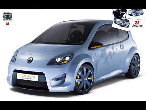Renault Twingo Concept 2006 Youtube
